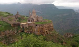 Tatev to Old Shinuhayr through Halidzor