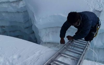 Climbing Everest is tough and being a Sherpa is really a risky job